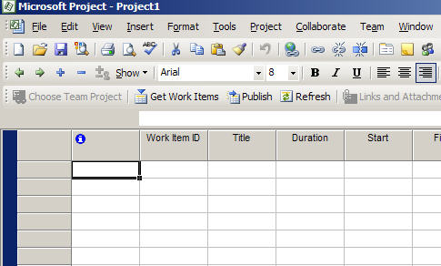 Using MS Project with Team Foundation Server | TFS Tutorial